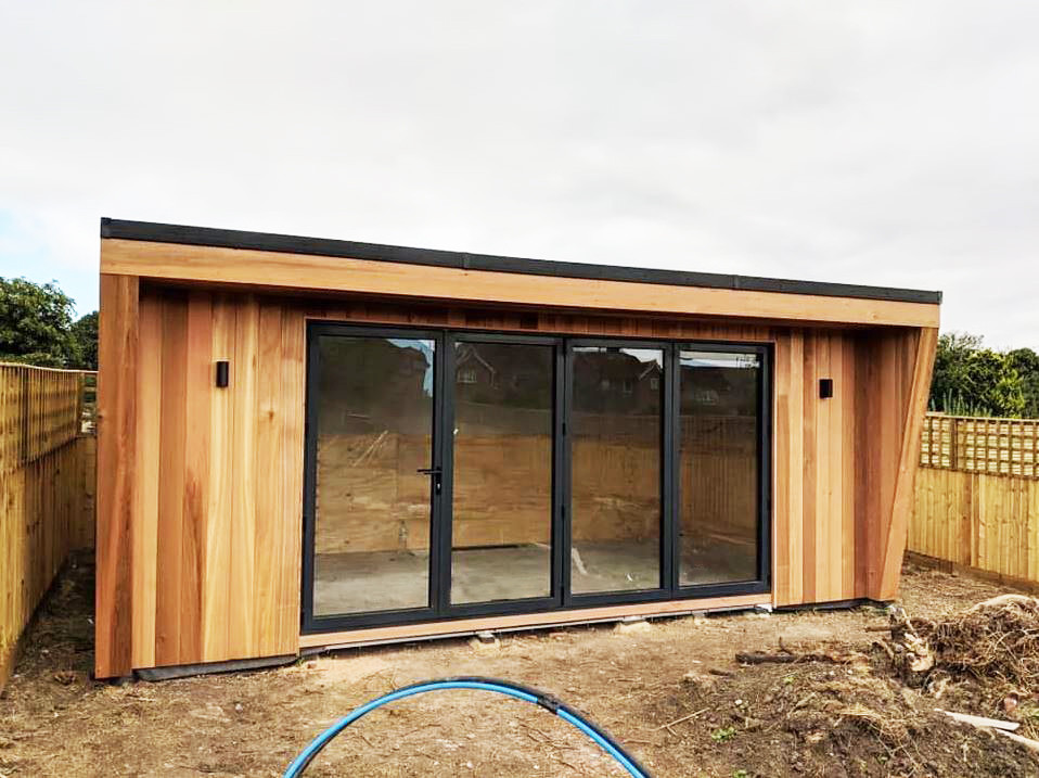 Redwood Garden Rooms - Doggy Day Care