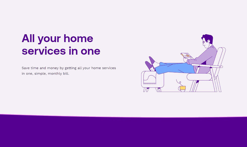 Utility Warehouse - All Your Services In