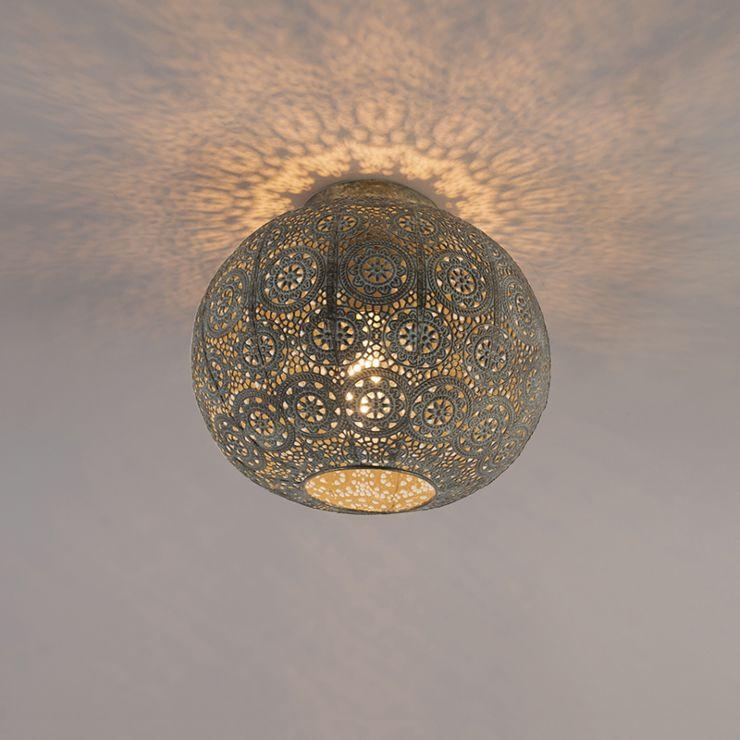 Oriental ceiling lamp 28.5 cm - Baloo
