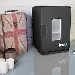 iceQ 15 Litre Deluxe Portable Mini Fridg