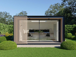 Why You Should Consider A Garden Office