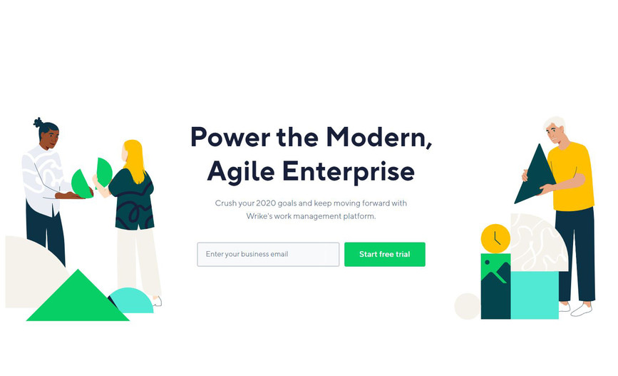 Power The Modern, Agile Enterprise