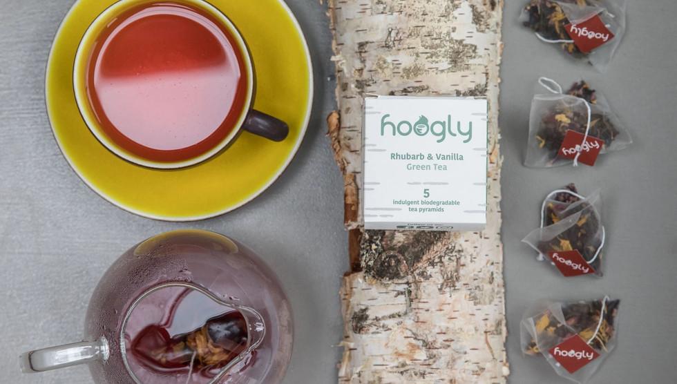 Hoogly Tea - Green Teapods