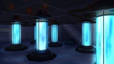 Simulation Tank Room