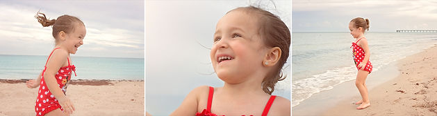 Miami Child Portrait