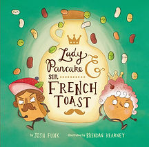 Lady Pancake & Sir French Toast by Josh