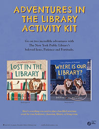 Adventures in the Library Activity Kit.j