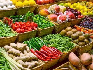 Estudo analisa influência da pandemia no setor de hortifrutigranjeiros no primeiro semestre