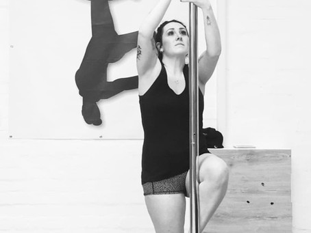 An Ode To Pole - By Jade Custard | Member @ Inverted Fitness