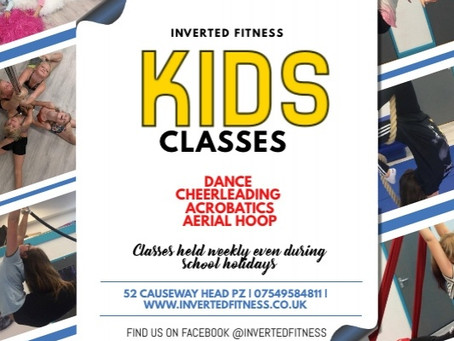 Kids & Under 16's Classes