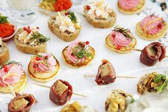 Chipping Norton Catering | Wedding and Party Food
