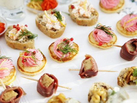 Learn how to prepare delicious appetizers like a pro
