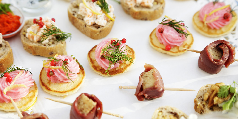 MVWI June Meeting - Canapes, Cordials & The Great Get Together