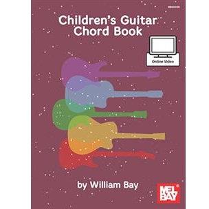 Children's Guitar Chord Book by Mel bay