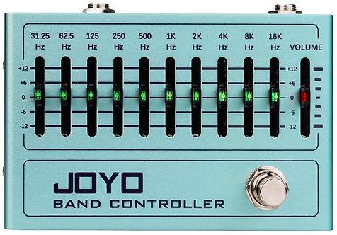 JOYO R-12 10 Band EQ Pedal Equalizer or Electric Guitar & Bass