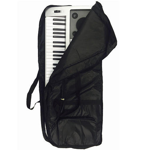 Portable 61-note Keyboard Gig Bag, Carry Case