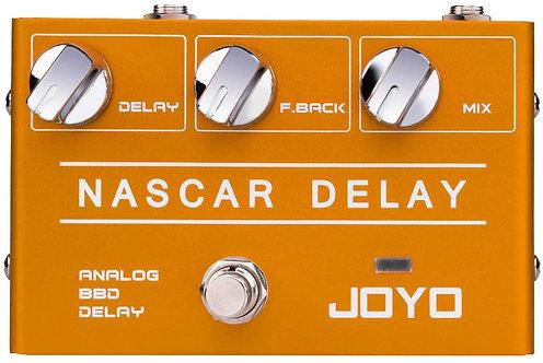 JOYO R-10 Nacar Delay Effect Pedal