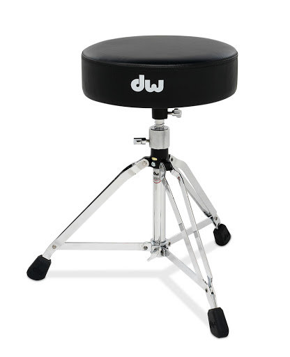 DRUM WORKSHOP DW 5000 Series Drum Throne - Round Seat