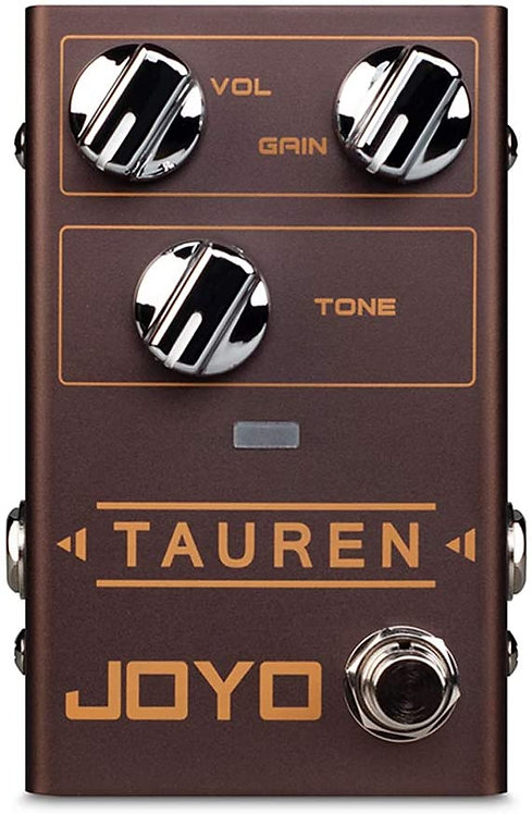 JOYO R-01 Tauren Overdrive Guitar Effect Pedal