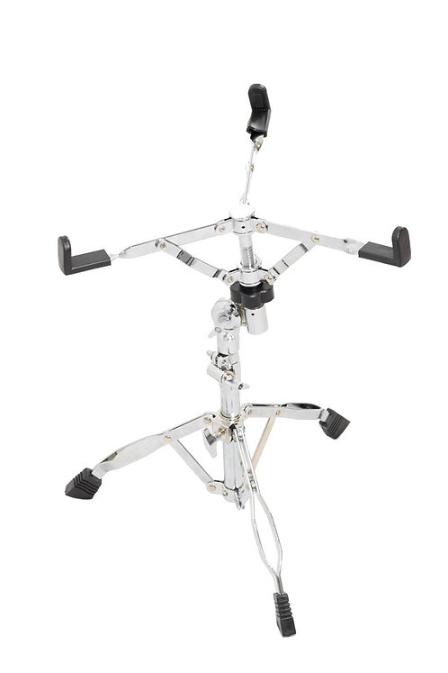 High Quality Durable Double Braced Snare Stand, Chrome