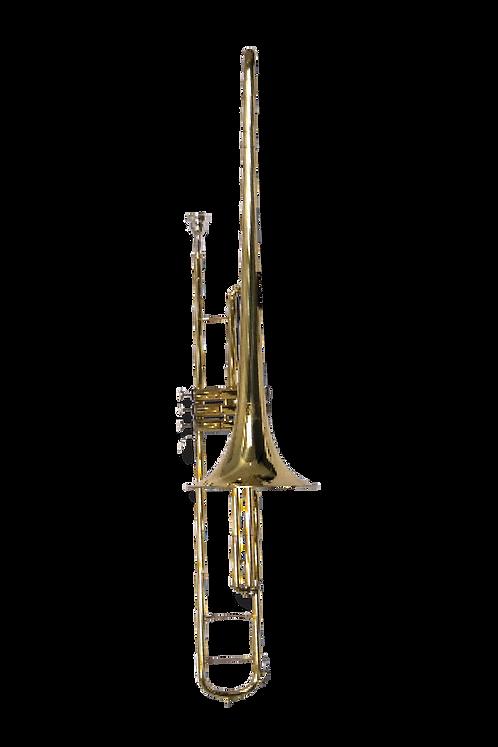B - U.S.A. Valve Trombone Outfit