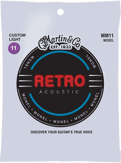 Martin Strings RectroAcoustic Guitar Strings