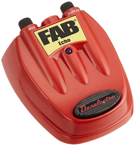 Danelectro Fab D-4 Echo Guitar Effects Pedal