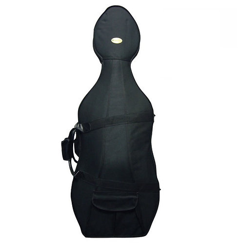 Hardshell Ultra Light Weight Cello Case with Wheels