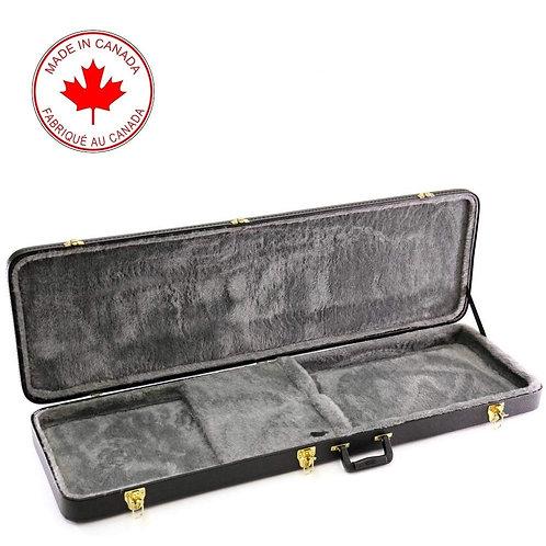 Hardshell Rectangular Bass Case (Canadian Made)