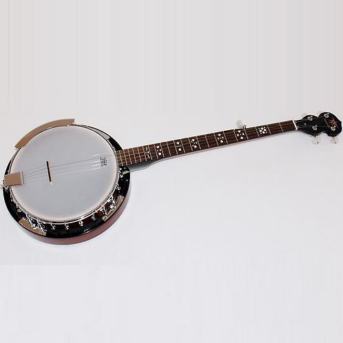 Danville 24 Bracket 5-String Resonator Banjo