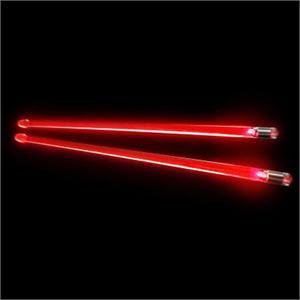 Grover Firestix Radiant Red Light-Up Drum Sticks