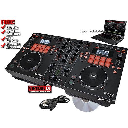 Gemini GMX DRIVE DJ Controller