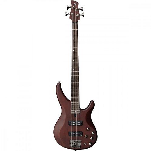 Yamaha 500 Series Bass Guitar - Translucent Brown