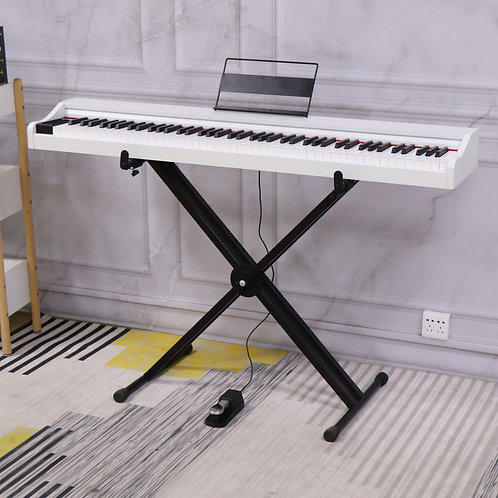 DIGITAL PIANO 88 NOTE WHITE