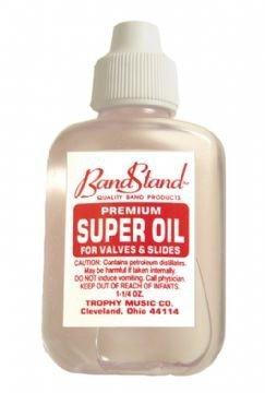 Valve Oil / Slide Oil (Super Oil) by Bandstand