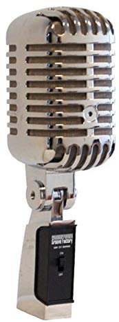 Dynamic Microphone with Hardshell Case