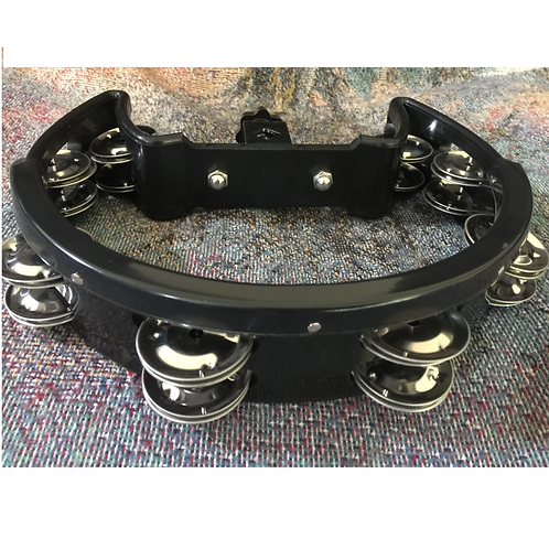 The Rhythm Tech Style Drum Set Tambourine