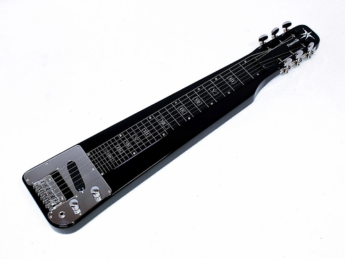 DANVILLE USA Lap Steel Guitar with Deluxe Travel Bag