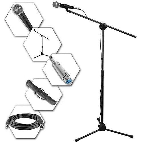 Technical Pro MC1ST Microphone Kit Package