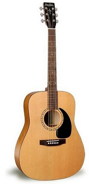 Simon & Patrick Woodland Cedar A3T 6 String RH Acoustic Electric Guitar