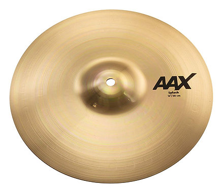 Sabian 12-Inch AAX Splash Cymbal - Brilliant Finish