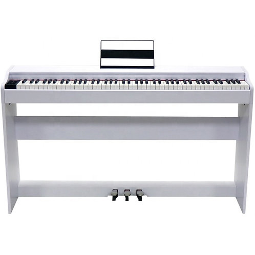 DIGITAL PIANO P-125 STYLE 88 HAMMER WEIGHTED - WHITE (WITH FULL STAND)