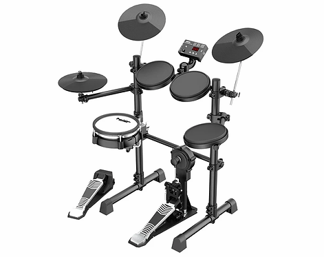 AROMA TDX-15S ELECTRONIC DRUMKIT WITH MESH SNARE