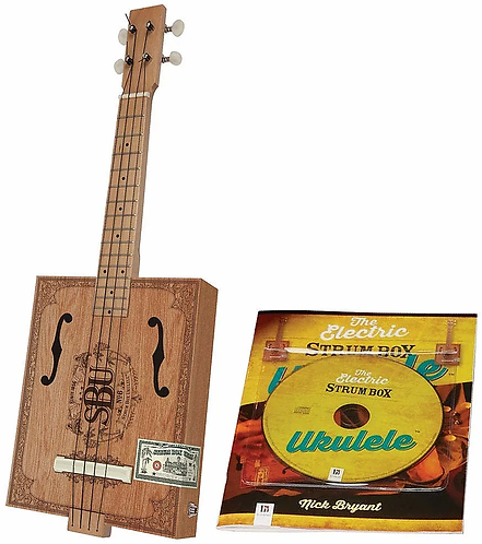 The Electric Strum Box Ukulele - Build You Own