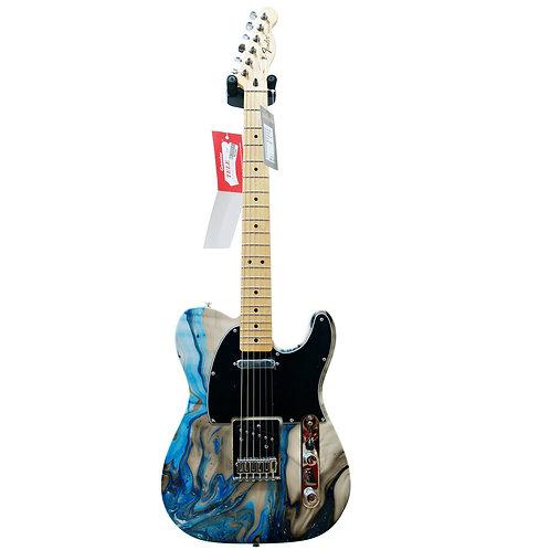 Fender FSR Blue Swirl Telecaster Electric Guitar LE