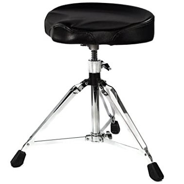 DRUM WORKSHOP PDP by DW 800 Series Drum Throne, Tractor Seat