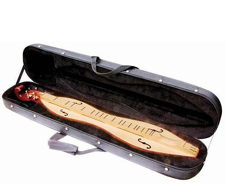 Applecreek ACD150K Deluxe Spruce Top Dulcimer with Case