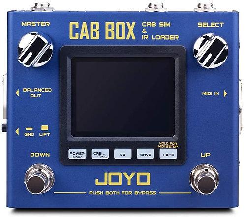 JOYO Cab Box R-08 Guitar & Bass Effect Pedal
