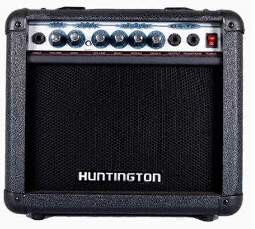 Huntington 15 Watt 2 Channel Guitar Amp