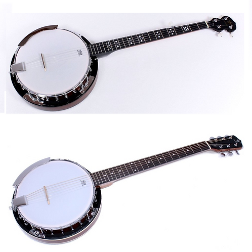 Danville Resonator Series Banjo's